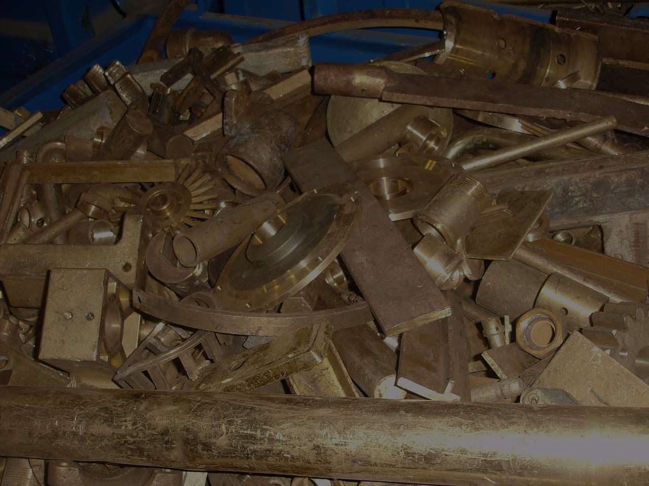 Asian Steel Traders Brass Scrap Seller Brass Scrap Seller